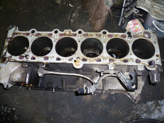 Ремонт двигателя М52