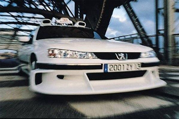 peugeot 406 из фильма такси