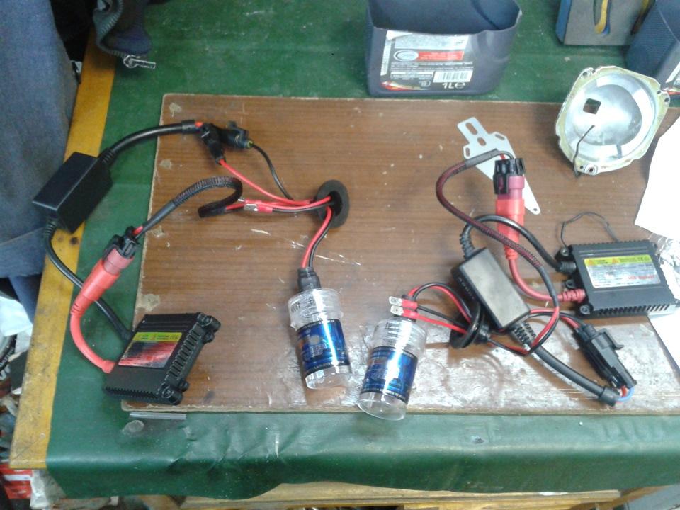 Как сделать электрогирлянДерево из ватных дисков своими