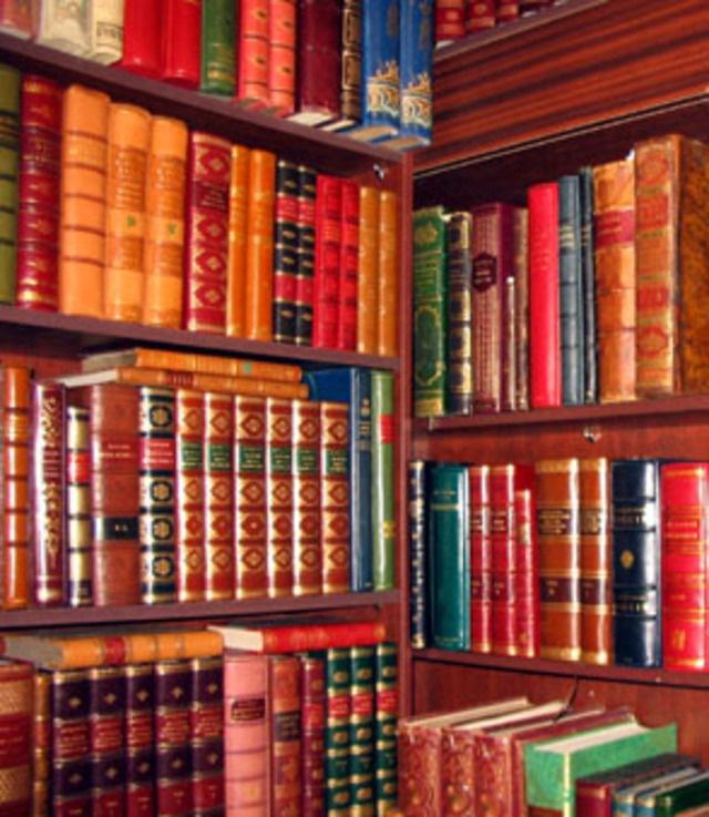 Отдать книги в библиотеку