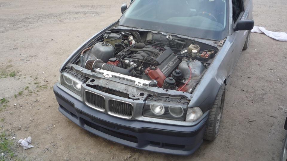 сколько стоит двигатель v8 на bmw 3