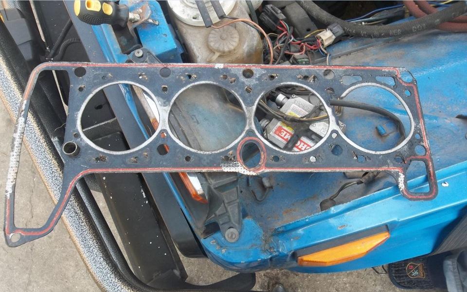 Ваз 2107 ремонт своими руками двигатель