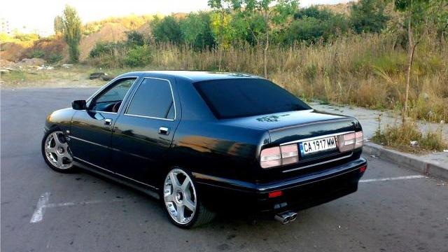 Lancia, Kappa, 1999 - отзыв владельца
