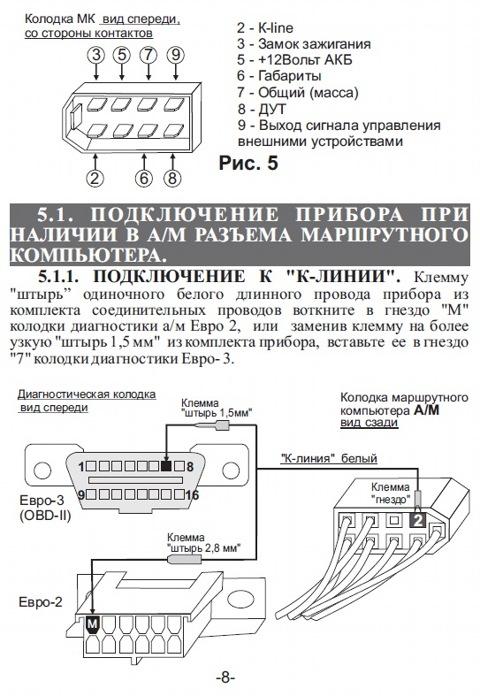 15. Новый бортовик Multitronics X150.