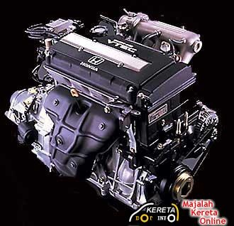 Honda Vtec B Series Engine Guide And Specification