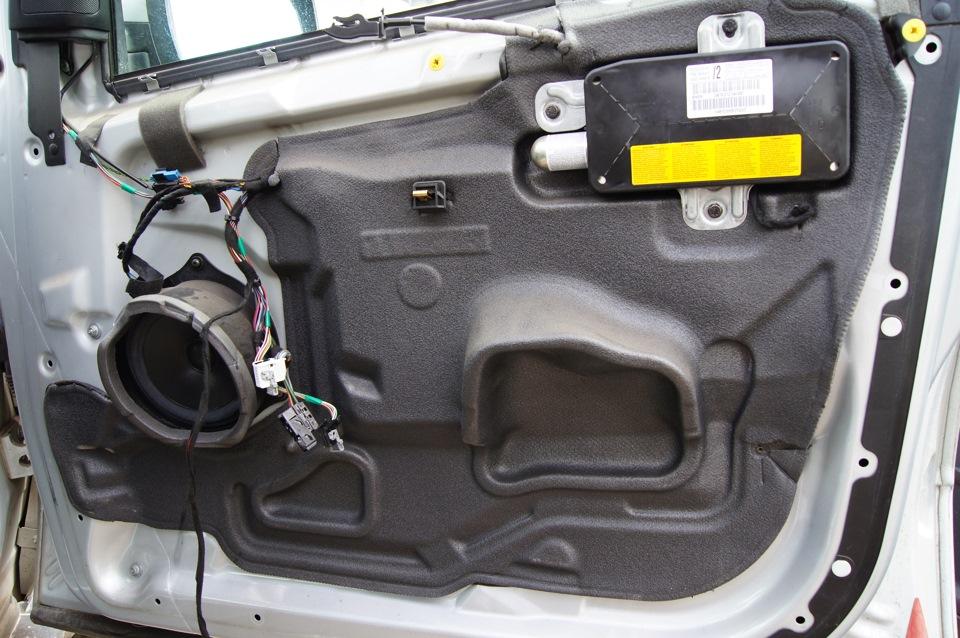 BMW e39 замена ручки задней двери