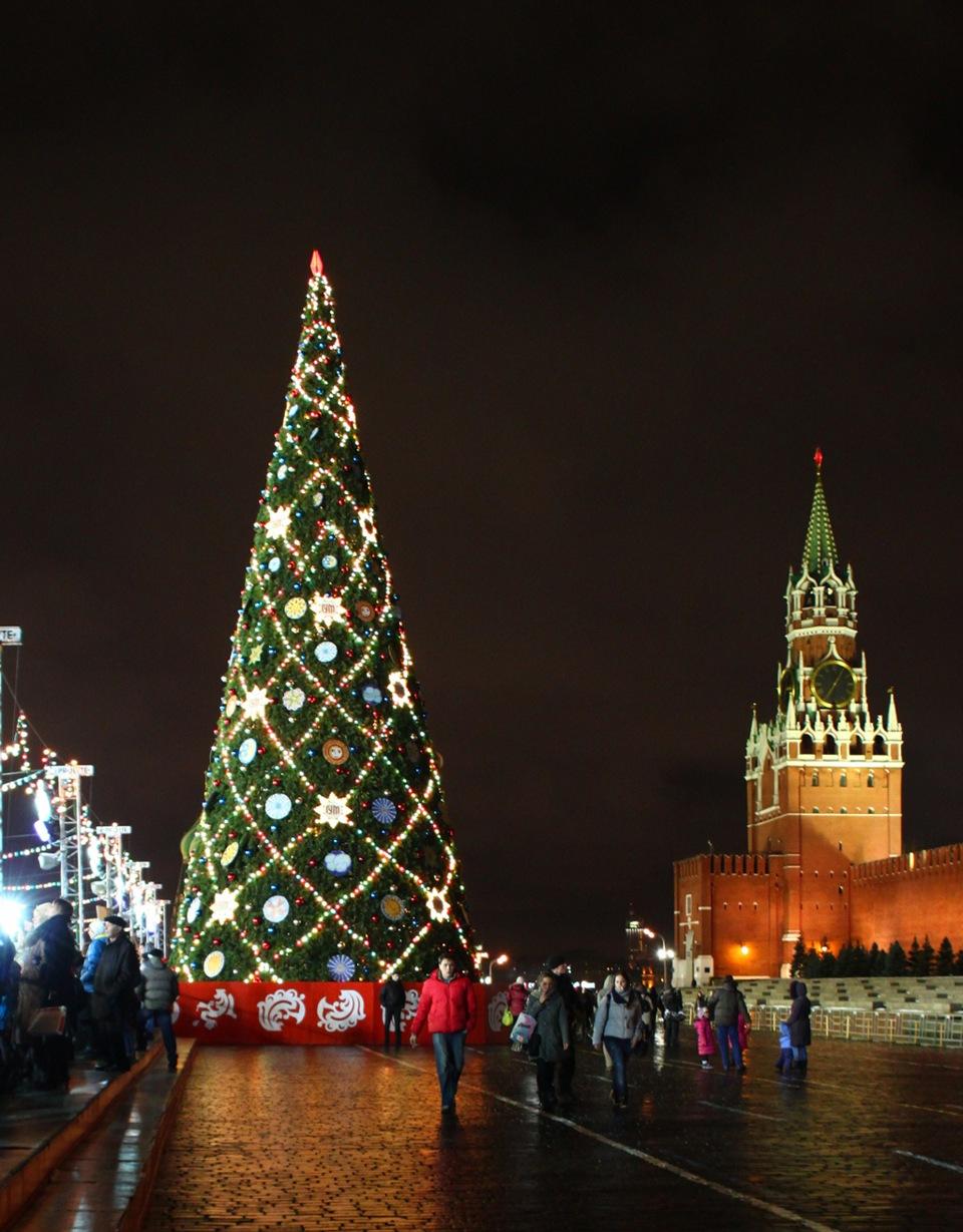 Новый год россия фото