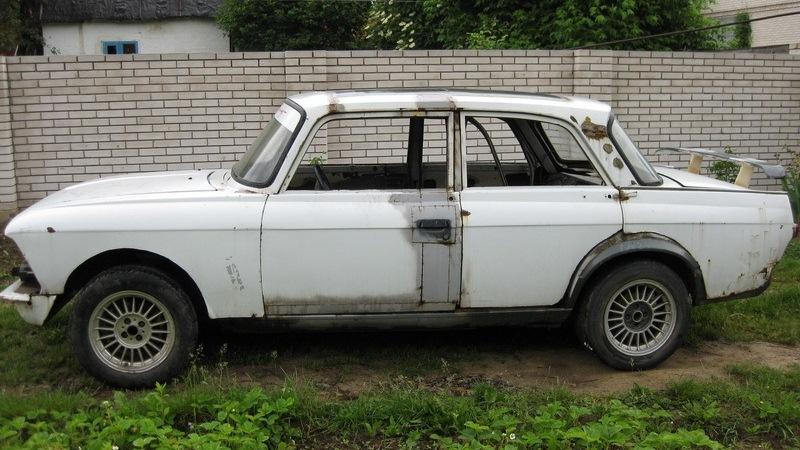 Москвич 412 4х4