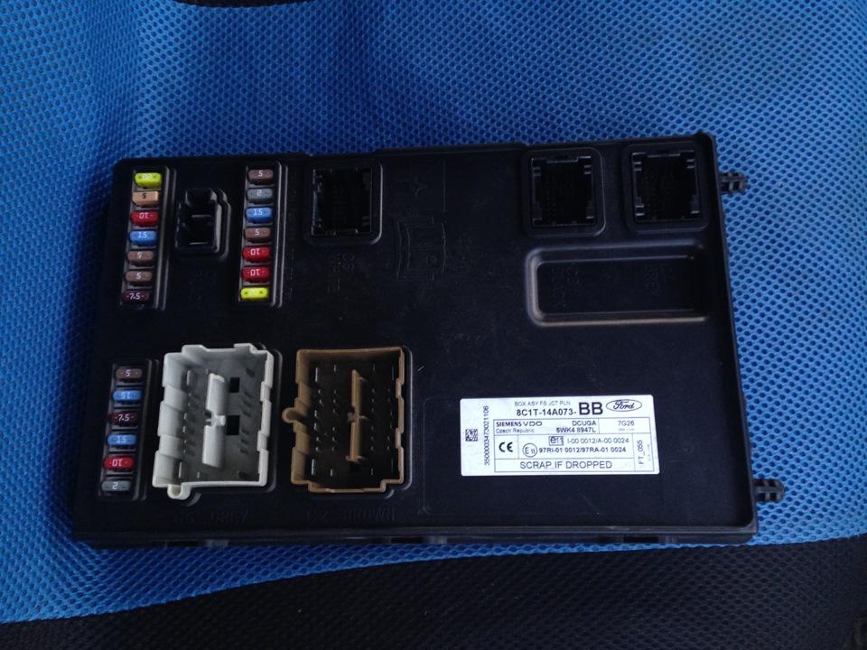 Ford Transit Module Replacement GEM (BCMii), programming