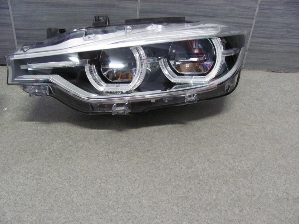 как работают адаптивные фары BMW e60