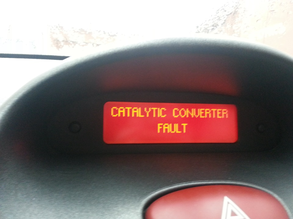 Peugeot 307 Abs Fault Code c1385 nicht