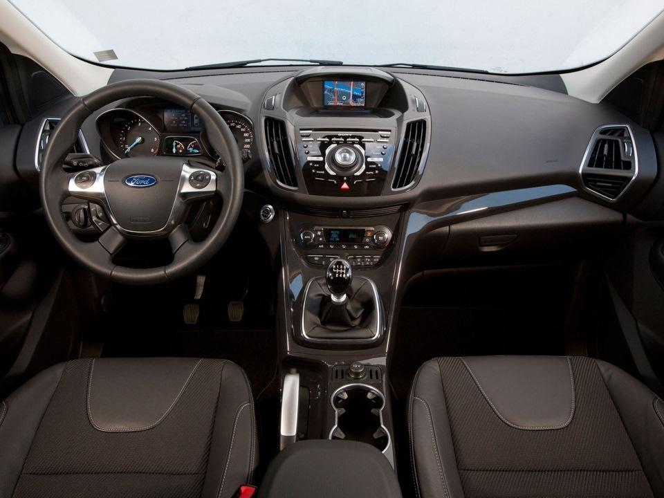 Купить Ford Kuga в Москве - carsguru.net