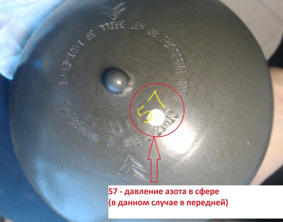 центральная сфера ситроен с5