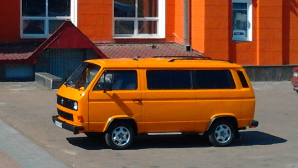 pobedpix.com / тюнинг volkswagen transporter t3