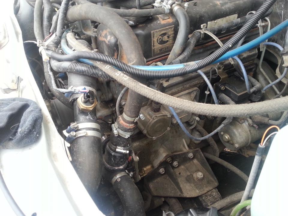 Система охлаждения газель 4216 схема фото 17