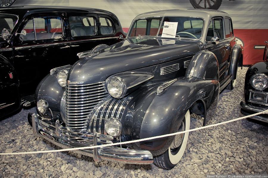 американские автомобили 30 40 годов фото