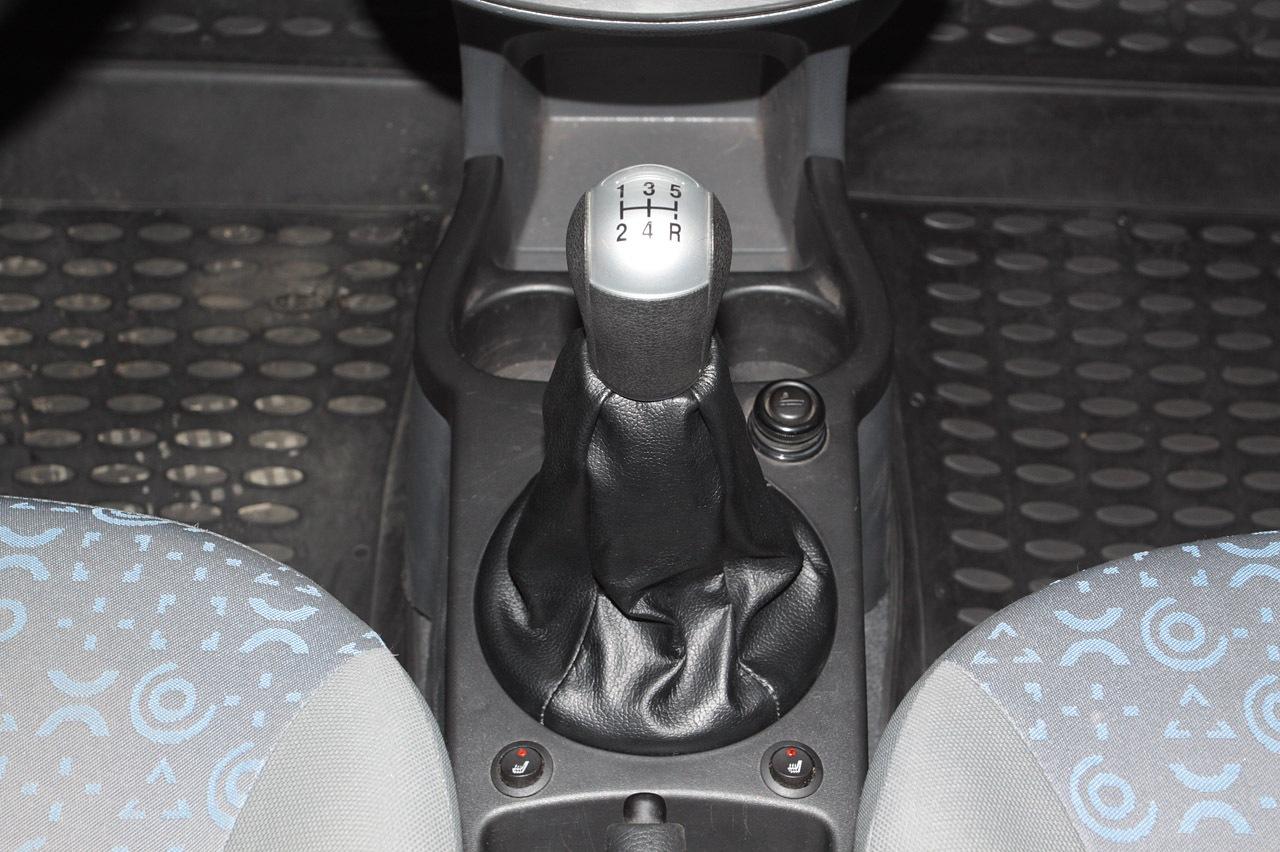 схема передач автомобиля нисан нота