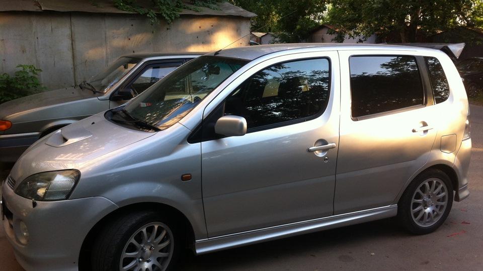 Yrv Turbo 4wd Daihatsu Yrv Бешенная Turbo-r