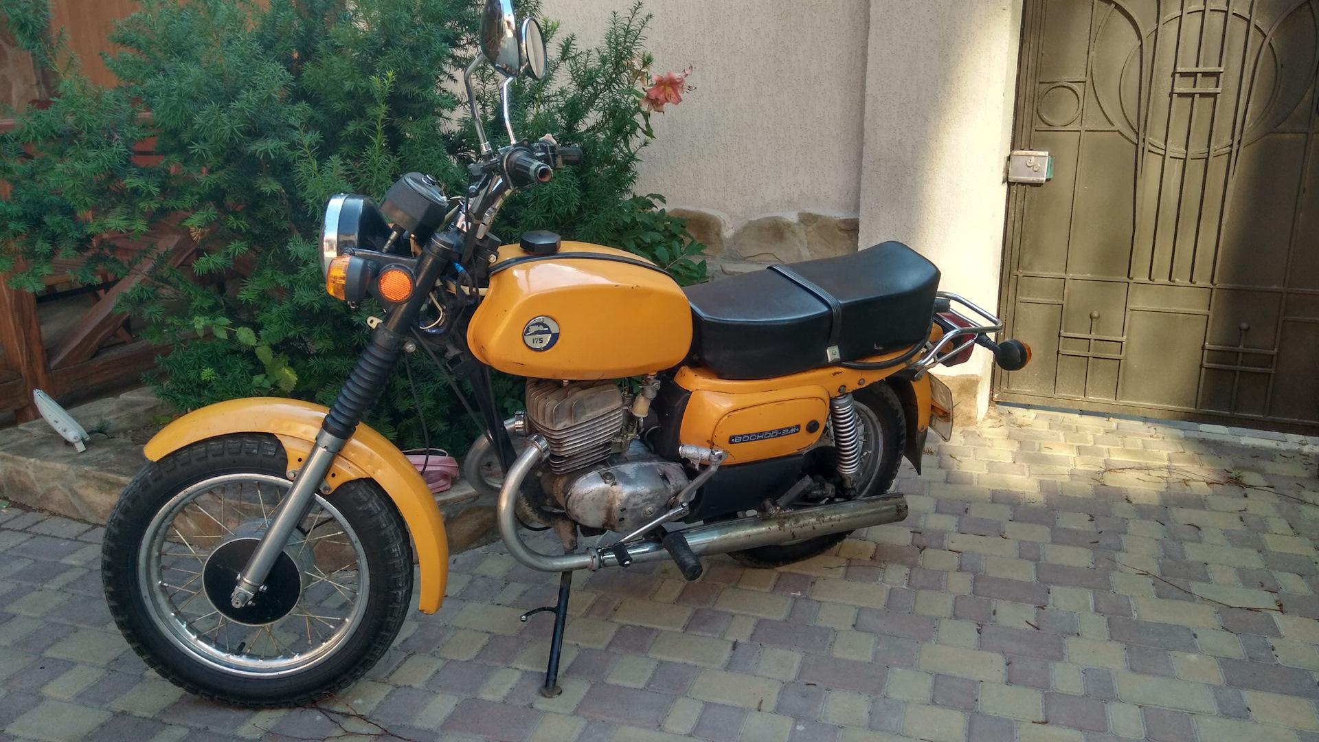 Картинки мотоциклы восход тюнинг