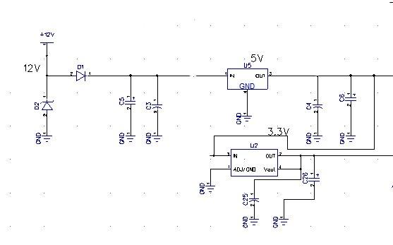 Схема стабилизатора напряжения 3в сварочный аппарат цены в краснодаре