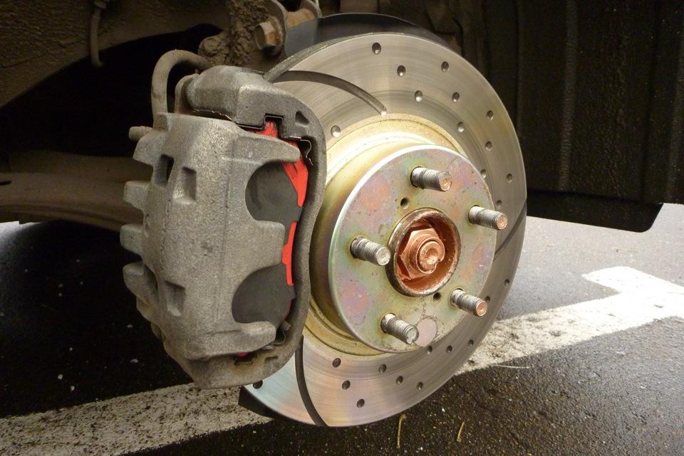 Защита тормозных дисков своими руками 96