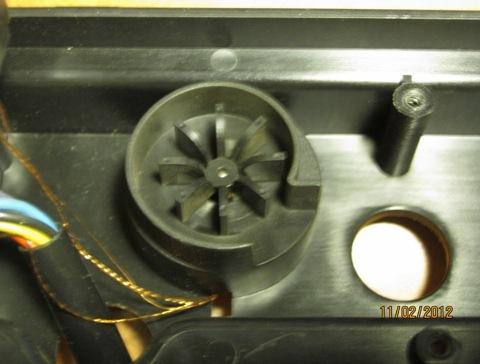 моторчик датчика температуры