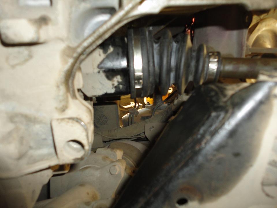Замена пыльника привода внутреннего лансер Диагностика АКПП мондео