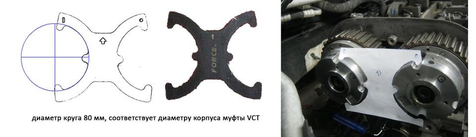 Шаг 3.1 ДВС: регулировка клапанов; замена прокладки крышки клапанов; + замена подушек стабилизатора и подшипника подвесного - бо
