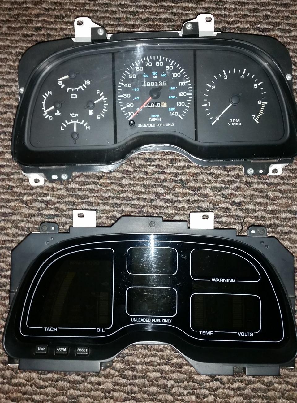 1991       Chrysler       Lebaron       Tachometertach    Risesrpmwiring