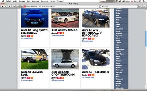наблюдение Audi A8 4e отзывы и личный опыт на Drive2