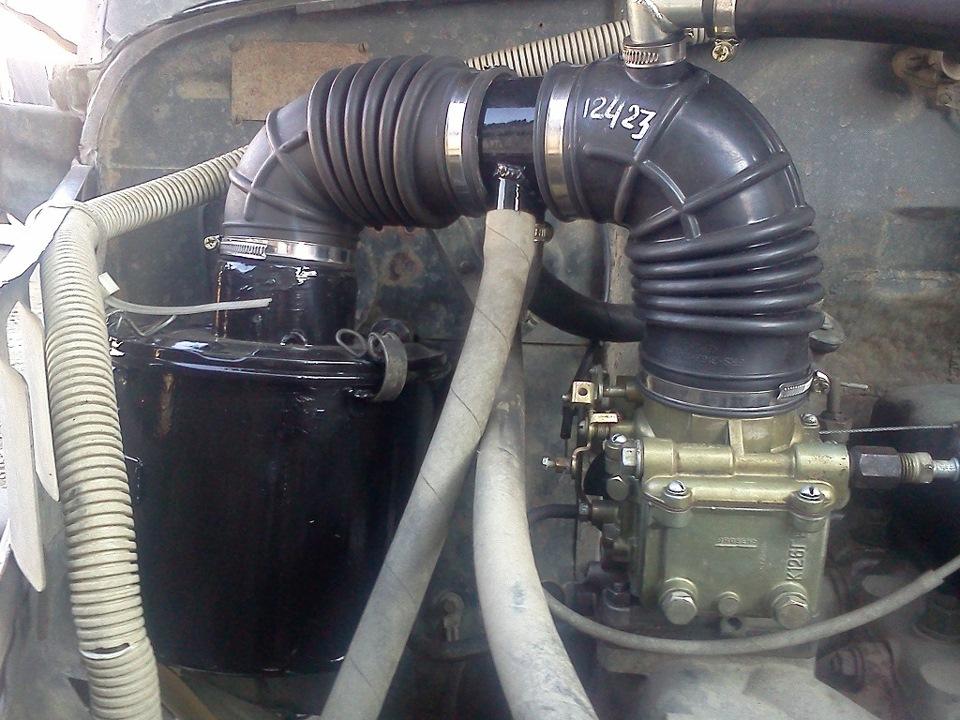 Борьба за чистый воздух или подготовка к созданию шноркеля - бортжурнал ГАЗ 69 1966 года на DRIVE2