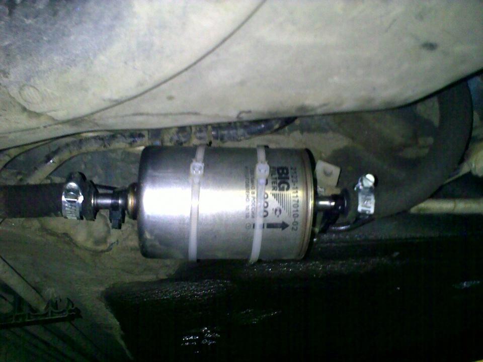 фильтр топливный ford c-max