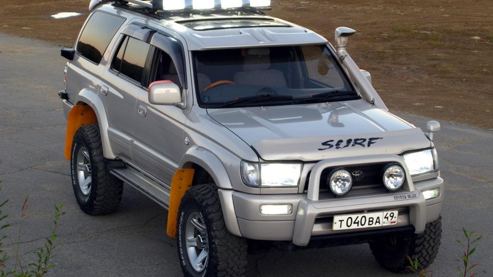 Toyota Hilux arb #11
