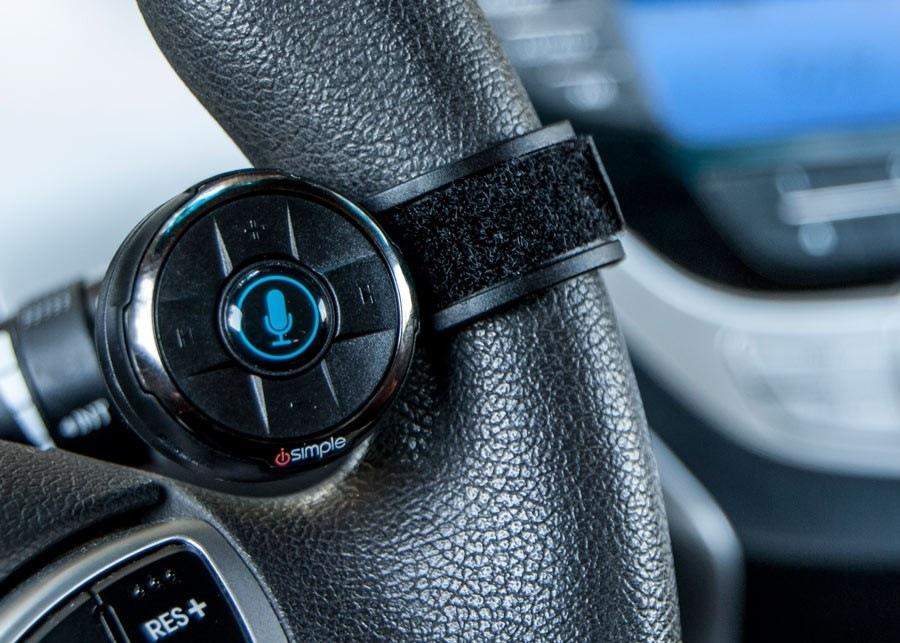 Кнопка на руль своими руками
