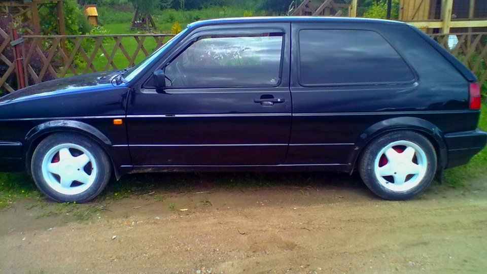 Volkswagen Golf 86 Old Scool Drive2