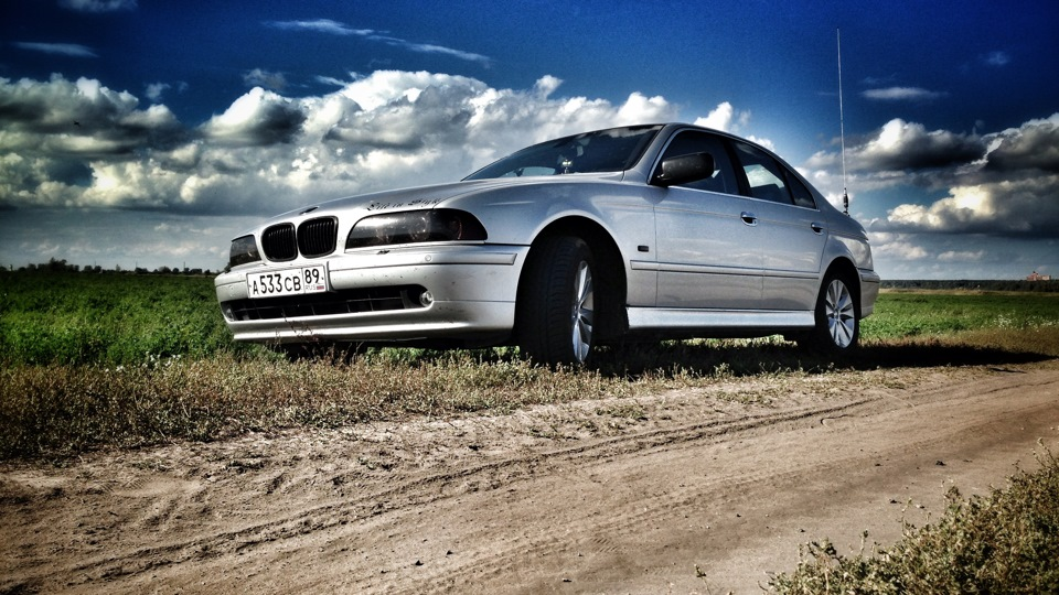Bmw e39 525i for Bmw living style