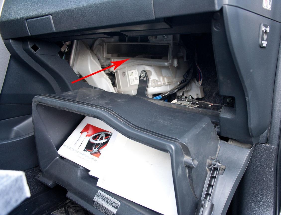 инструкция по снятию мотора с печки тойота спасио