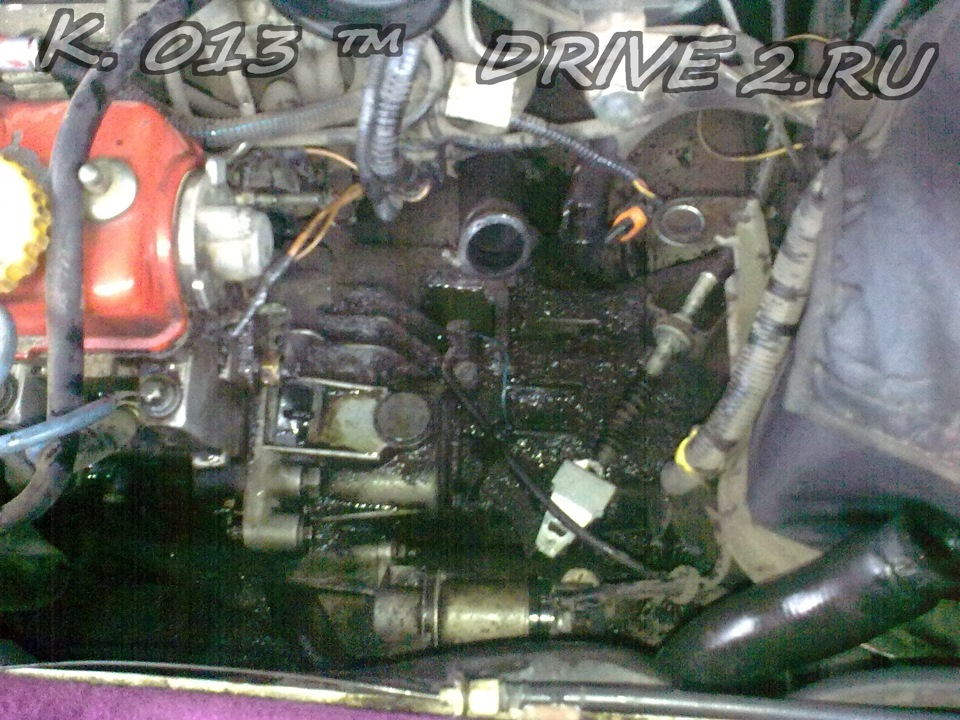 Фото №31 - как снять термостат на ВАЗ 2110
