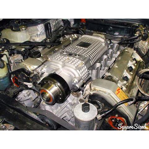 Компрессорные моторы V8- M119  — Mercedes-Benz E-class, 5 0 л , 1994