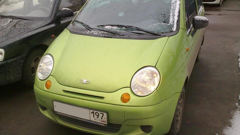 матиз зелёный фото
