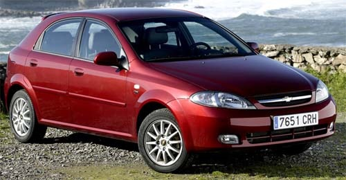 chevrolet lacetti масса фреона