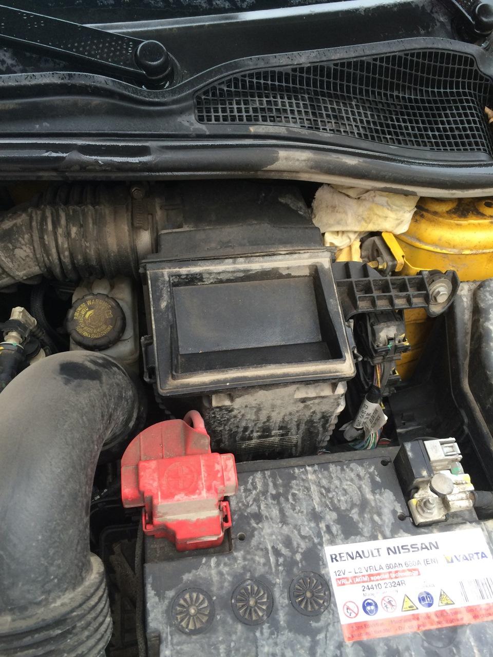 у машины пропала мощность nissan