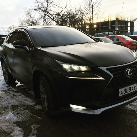 Бо��ж��нал lexus nx quotf sportquot black eagle