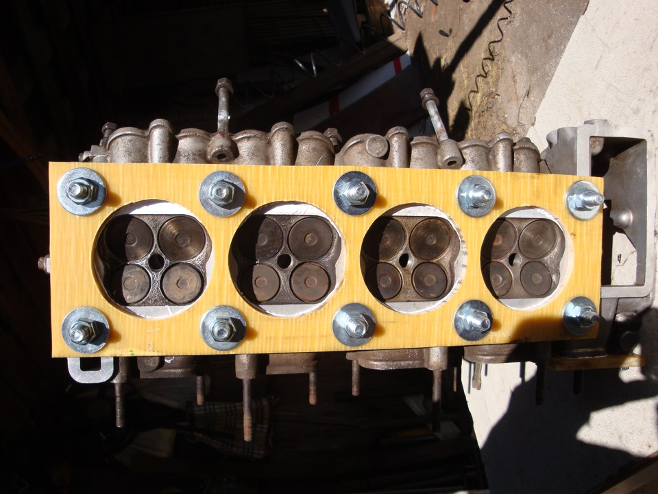 Ремонт головки цилиндров своими руками 72