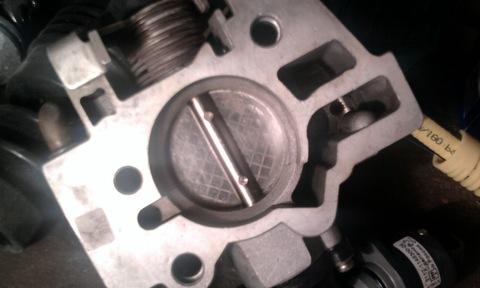 Фото №9 - устройство дроссельного узла ВАЗ 2110