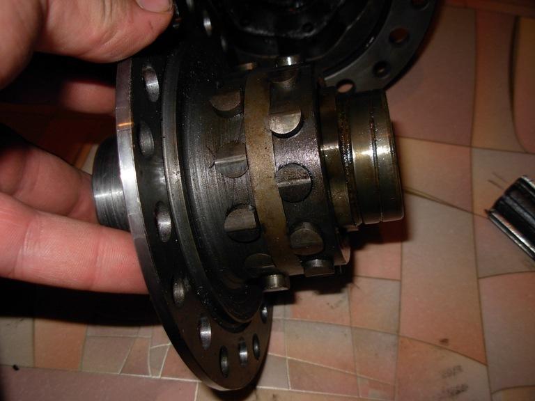 Как сделать блокировку колес 383