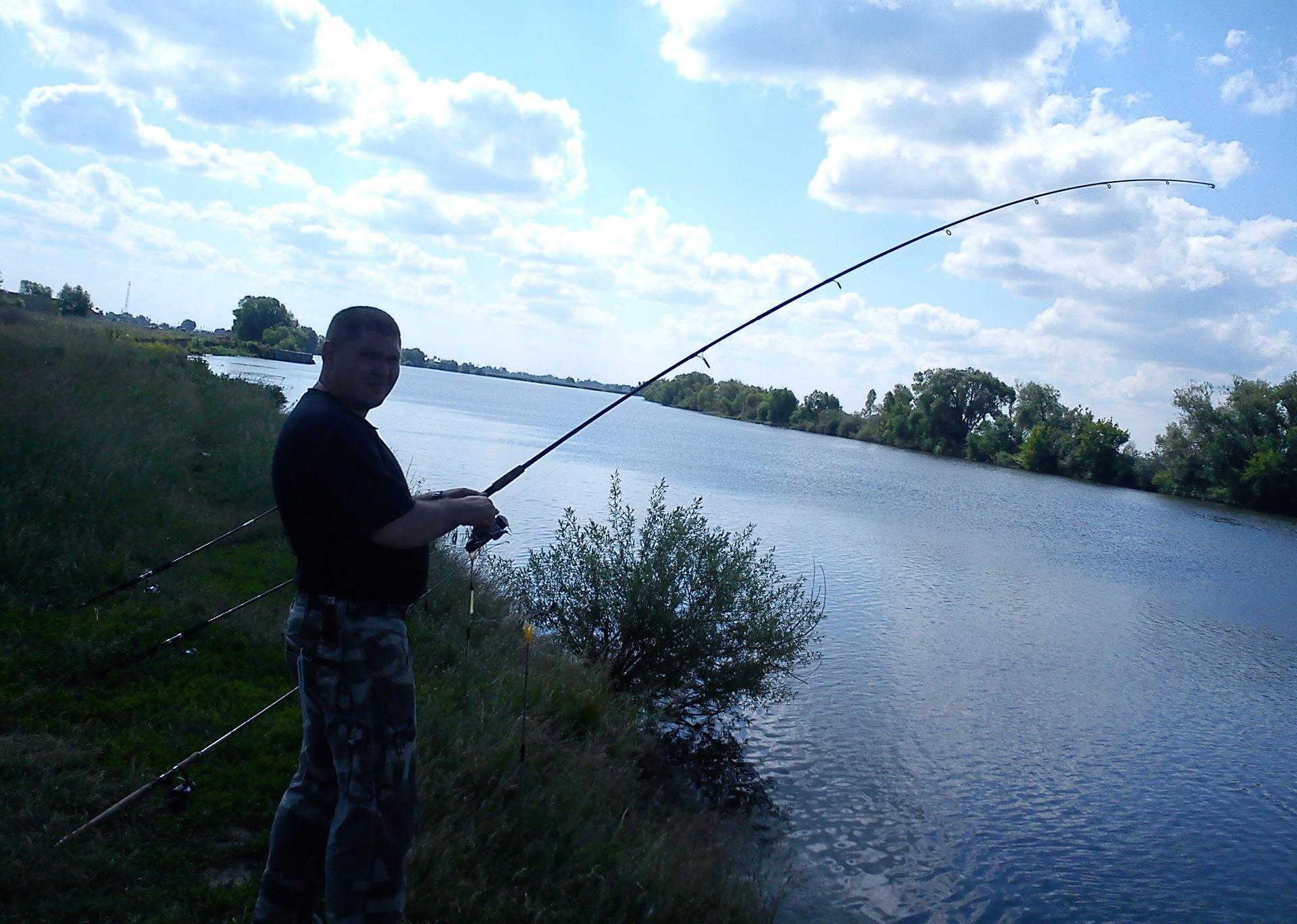 Рыбалка московская область вк