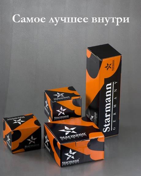 Амортизаторы Starmann — бортжу...