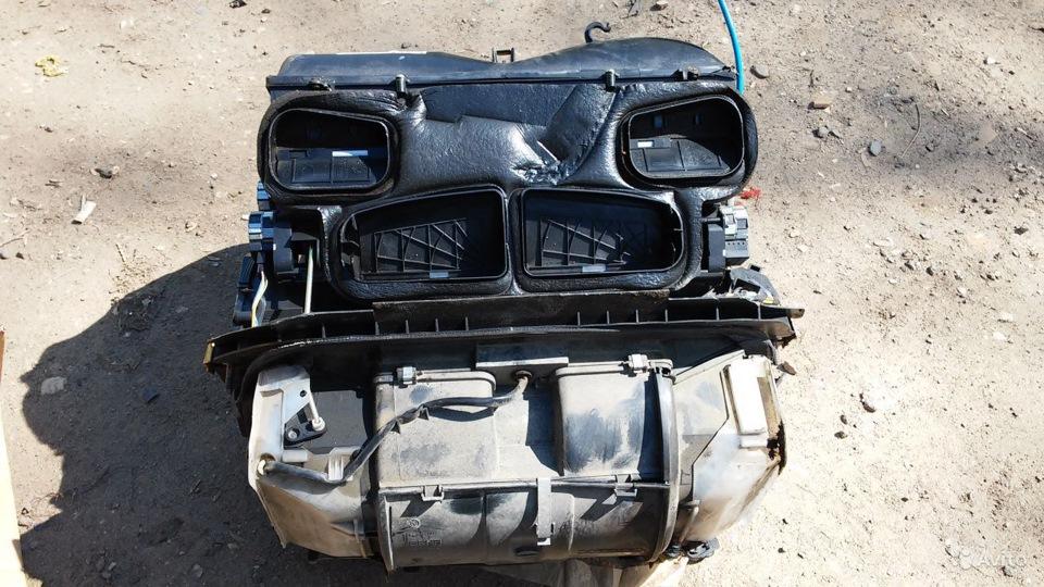 Чем заменить моторчик печки бмв е36