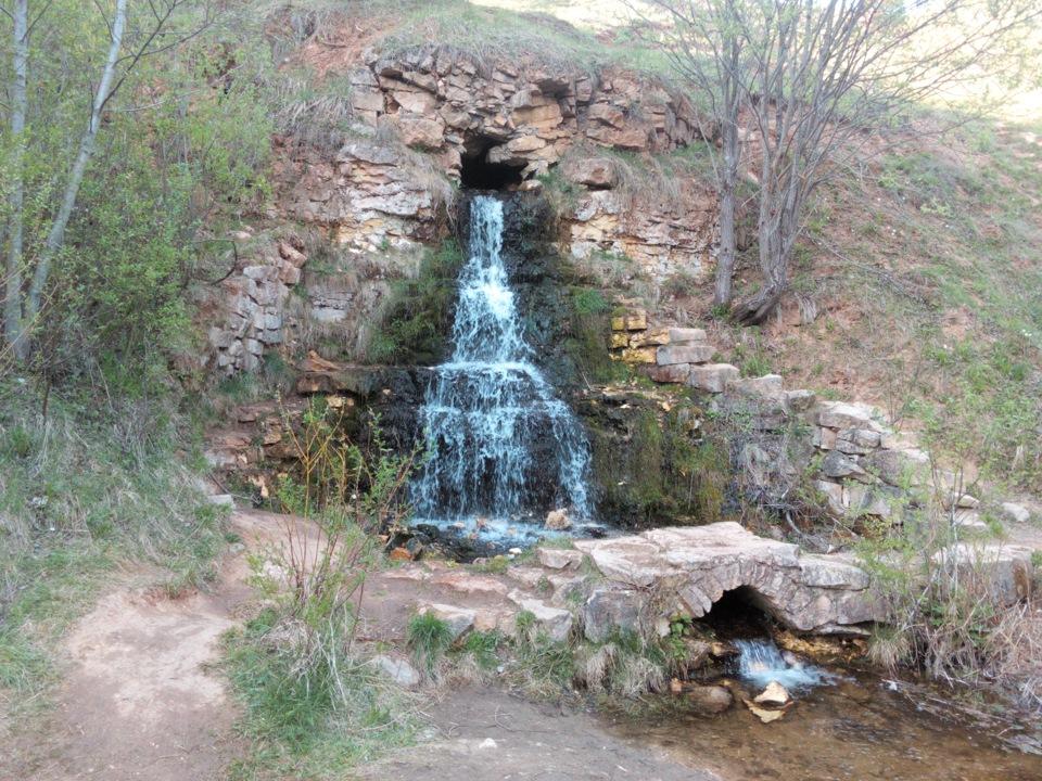 водопады в тверской области фото это
